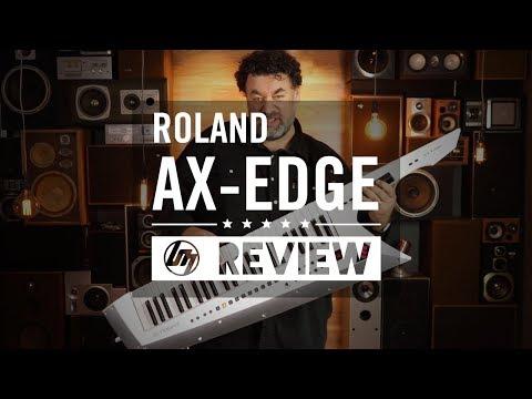 Roland Ax Edge Keytar | Better Music (видео)