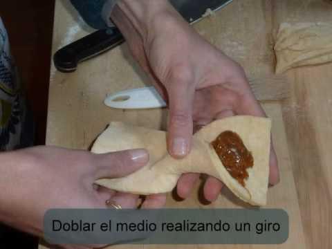 Facturas de manteca argentinas