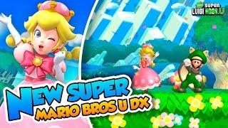 ¡Ya está aquí Toadette!   01   New Super Mario Bros. U Deluxe (New Super Luigi U)