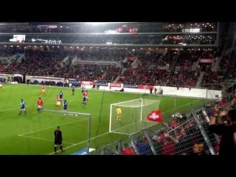 Switzerland vs San Marino, 09.10.2015, European Qualifiers, final result 7:0