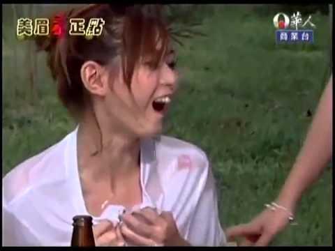 Clip Hot: Trò chơi ném bóng nước vào ngực cô gái bá đạo