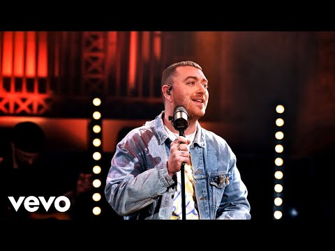 Sam Smith - Diamonds in the Live Lounge
