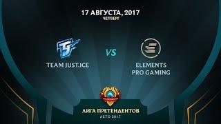 TJ vs EPG - Полуфинал 1: Игра 1 / LCL