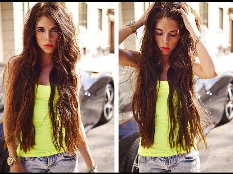 5 Tips para que tu cabello crezca RÁPIDO Y FÁCIL.