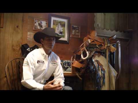 Cowboy of the Cross Stewart Black gives his Christian cowboy testimony