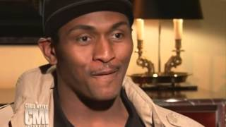 Chris Myers interviews Ron Artest