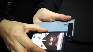 Le téléphone modulaire de Google