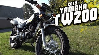 3. The Yamaha TW200 Test Drive You NEED To Watch!
