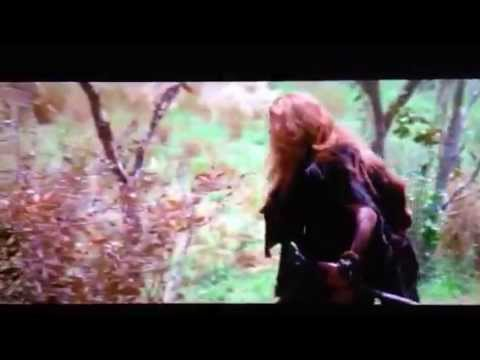 Quest For Fire - Caveman / Evolution Movie Scene (Ulam & Kzamm Tribes Battle For Fire)