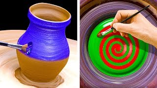 Video 15 SATISFYING CRAFTS AND DIY IDEAS MP3, 3GP, MP4, WEBM, AVI, FLV Juni 2019