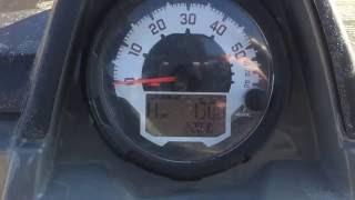 4. Polaris Brutus 30 mph top speed