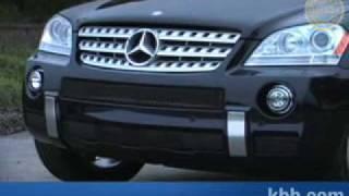 Mercedes-Benz M-Class Video Review - Kelley Blue Book