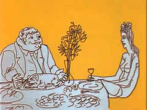 Art - La Faim (Hunger) (Peter Foldes, 1974)