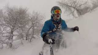 Pra Loup France  City new picture : Dreams of my Youth (Powder Ski January 2014 Pra Loup) Gopro Hero3