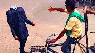 Video SARKATTA PRANK | Headless man | PRANKS IN INDIA | NatKhat Shady MP3, 3GP, MP4, WEBM, AVI, FLV April 2018