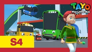 Tayo S4 #15 l Asura the little wizard l Tayo the Little Bus l Season 4 Episode 15