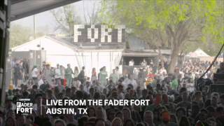 Neon Indian Fader Fort 2016 (Full Set)