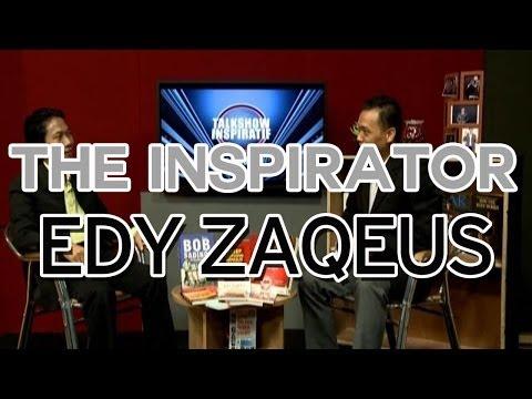 THE INSPIRATOR: Edy Zaqeus – Rahasia Menulis Buku Best Seller