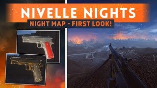 DICE has just revealed a BRAND NEW map coming to Battlefield 1, called Nivelle Nights... and it's a NIGHT MAP! Also, new...