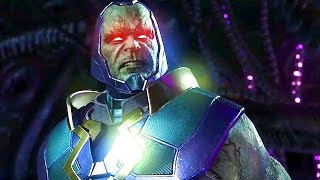 INJUSTICE 2 - Darkseid Gameplay (PS4, Xbox One) by Game News