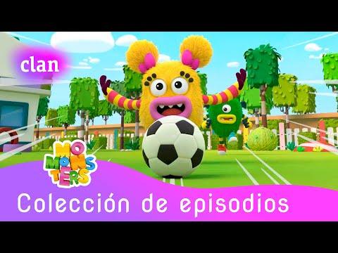 Momonsters - Colección de episodios completos (1-3) | Clan TVE
