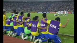 Video Brasil x Gana (Penaltis Mundial Sub20 2009) MP3, 3GP, MP4, WEBM, AVI, FLV Agustus 2018