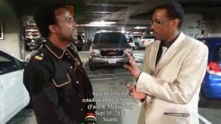 Fasil And Mekuanint Crack Jokes At Seattle Airport