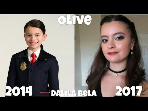 Odd Squad Before And After 2017