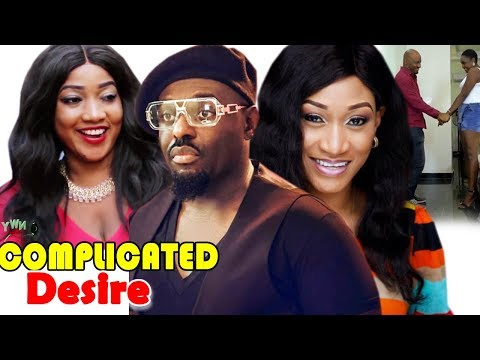 Complicated Desire - ( Oge Okoye / Jim Iyke ) 2019 Latest Nigerian Movie Full Hd