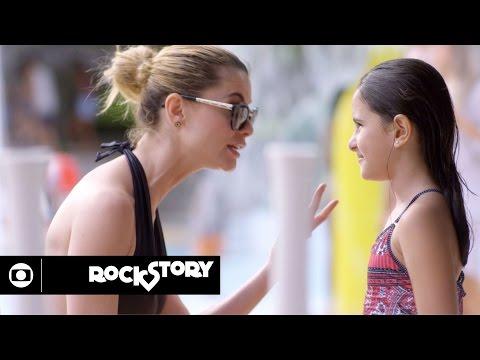 Rock Story: capítulo 152 da novela, sexta, 5 de maio, na Globo