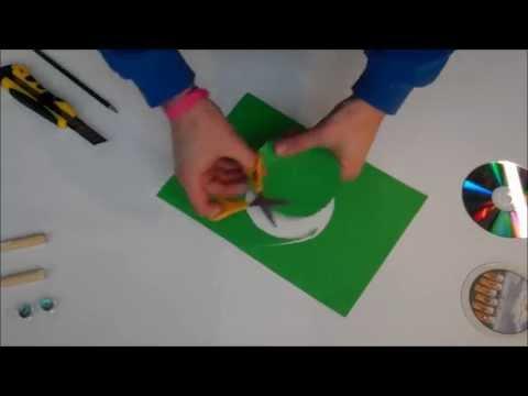 2013 Bastelvideo: CD- und Bierdeckel-Kreisel