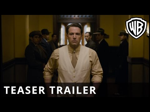 Live By Night Official Teaser Trailer