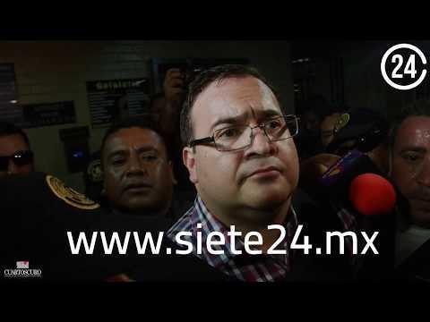 Las siete atrocidades de Javier Duarte