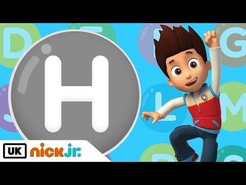 Words beginning with H! – Featuring PAW Patrol | Nick Jr. UK