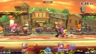 EVO 2016 Top 8 Recap Highlights – Smash Wii U