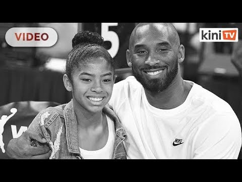 NBA great Kobe Bryant and daughter killed in helicopter crash