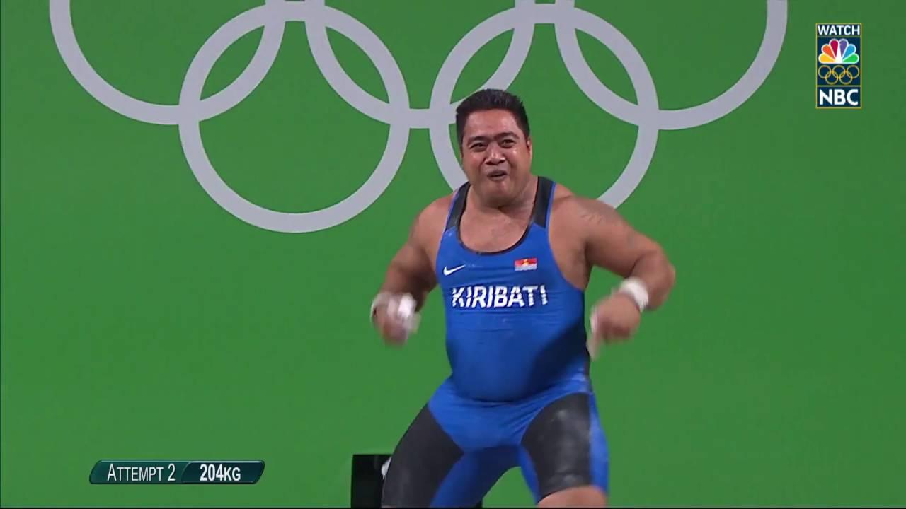 FUNNIEST MAN AT THE OLYMPIC GAMES IN RIO – David Katoatau Dance