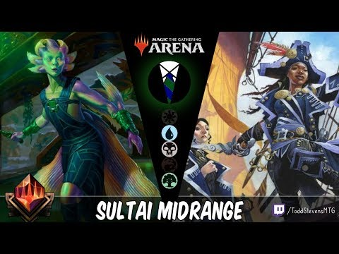Sultai In The Metagame Challenge! MTG Arena - Standard, 5/3/19