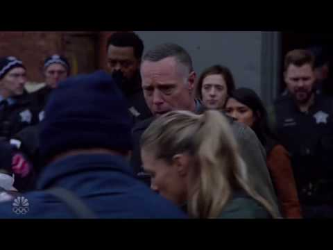 Chicago PD Season 7 Episode 10 - Detective Halstead is Shot in the Chest