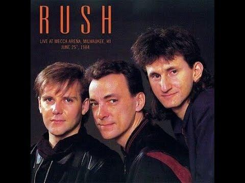 Rush - Live - Grace Under Pressure Tour, 9/27/1984