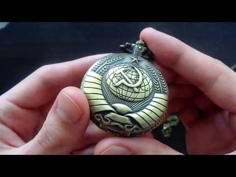 Карманные часы КИРОВСКИЕ. История од… видео