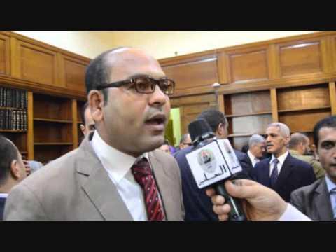 كاميرا موقع النقابة ترصد أراء المحامين حول عملية التطوير بدار القضاء العالى