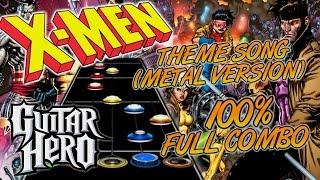 Video X-Men Theme Song (Metal Version) 100% Full Combo MP3, 3GP, MP4, WEBM, AVI, FLV Maret 2018