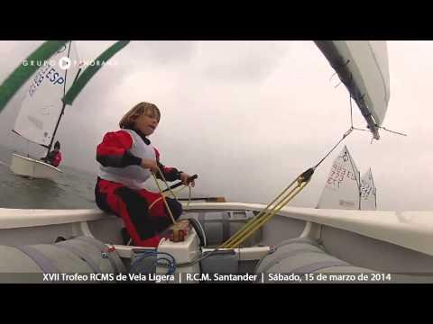 RCMSantander- XVII Trofeo RCMS de Vela Ligera, Santander, Sábado15
