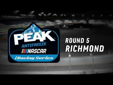 NASCAR PEAK Antifreeze iRacing Series | Round 5 at Richmond