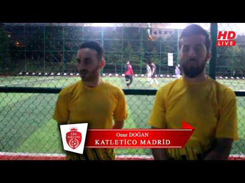 Katletico Madrid - EFSANELER  Katletico Madrid - EFSANELER Basın Toplantısı
