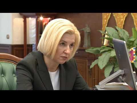 Игорь Додон провел встречу с Ириной Влах
