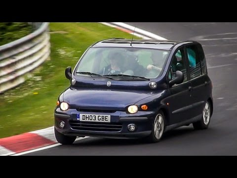 Strangest Things at the Nürburgring [Part 2] You can take just about anything to the Nordschleife!