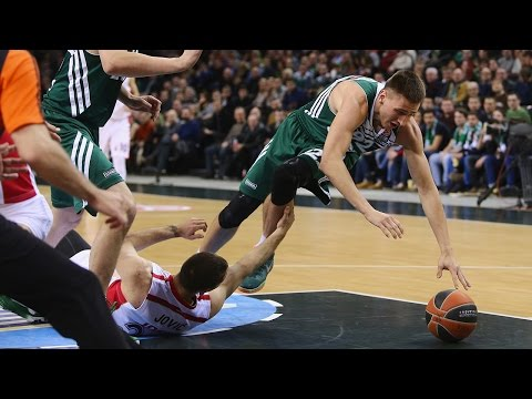 Highlights: Top 16, Round 13 vs. Zalgiris Kaunas