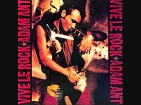 Adam Ant - Human Bondage Den lyrics